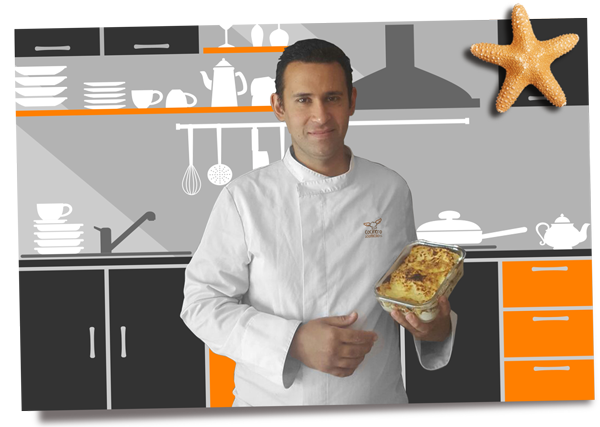 Ivan Luena Cocinero a Domicilio Girona