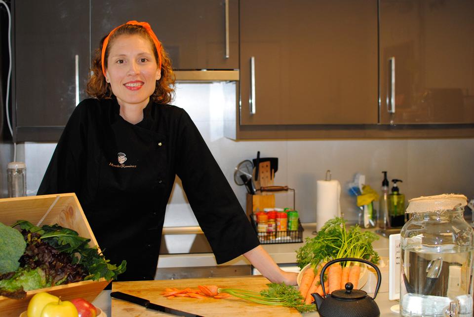 cocinera-vegana-madrid-maribel-ramirez